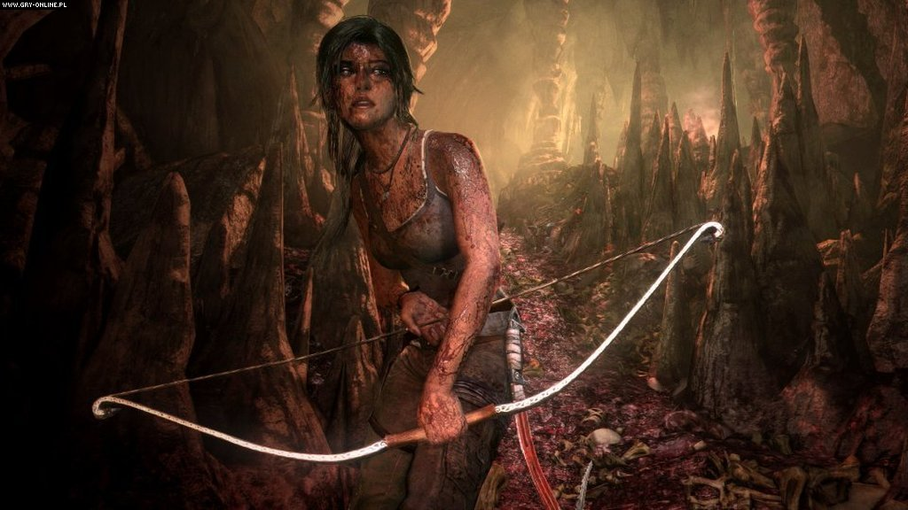 Tomb Raider PS4, XONE Games Image 1/86, Crystal Dynamics, Square-Enix / Eidos