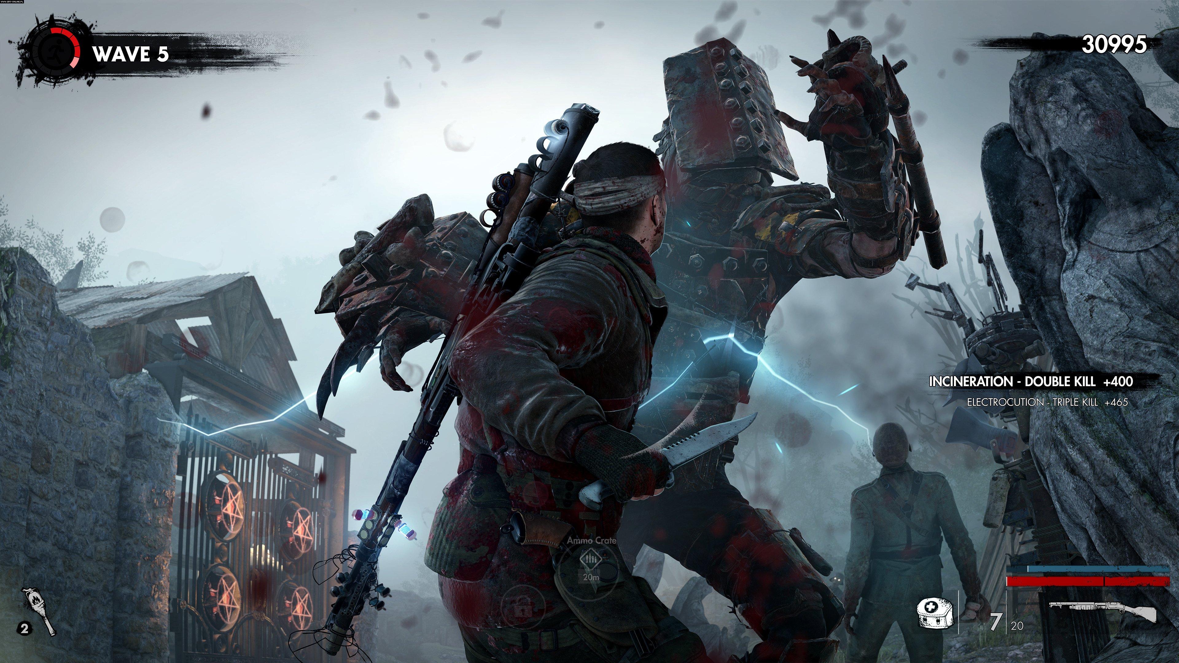 Zombie Army 4: Dead War PC, PS4, XONE Games Image 3/27, Rebellion