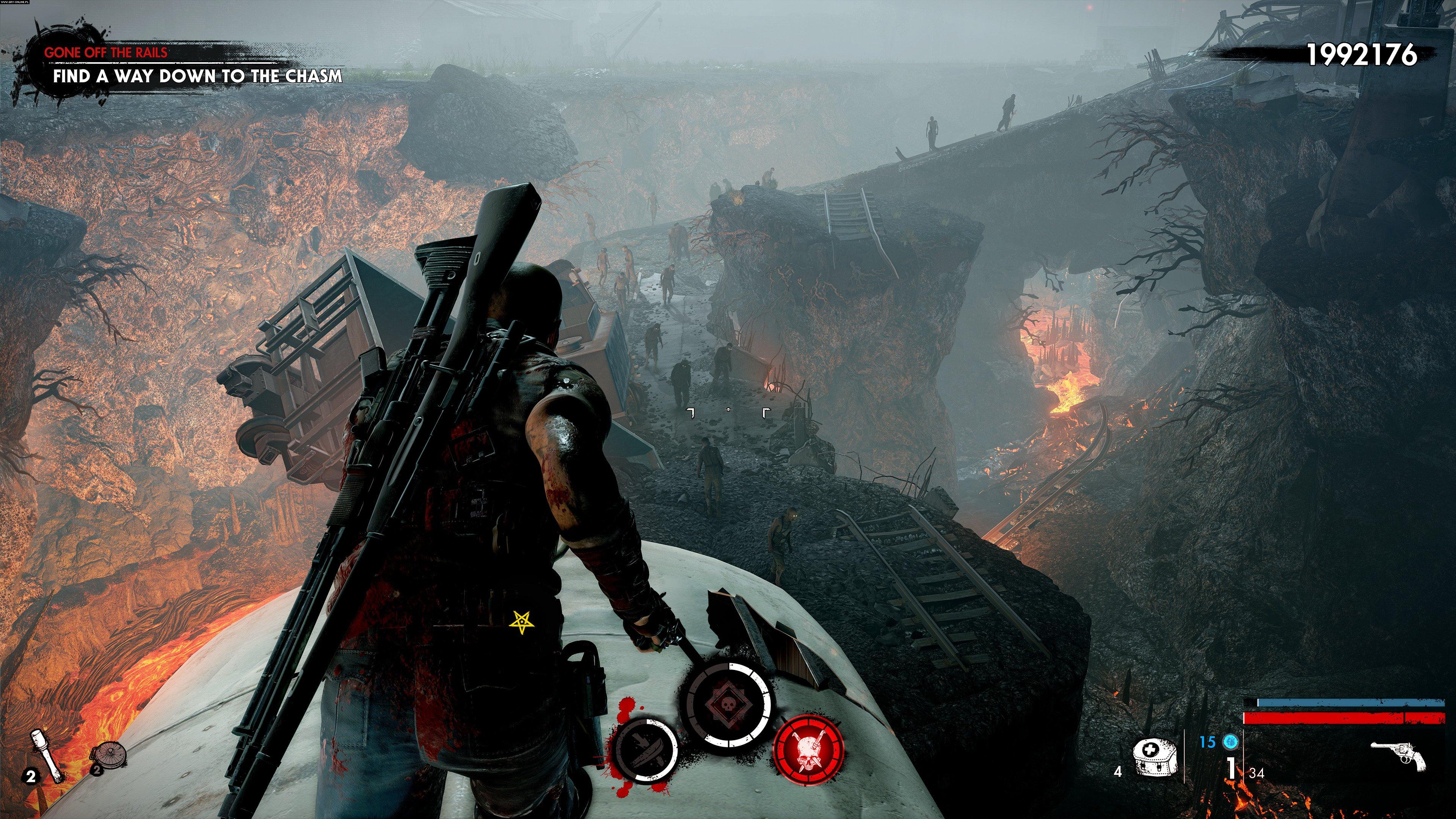 Zombie Army 4: Dead War PC, PS4, XONE Games Image 1/27, Rebellion