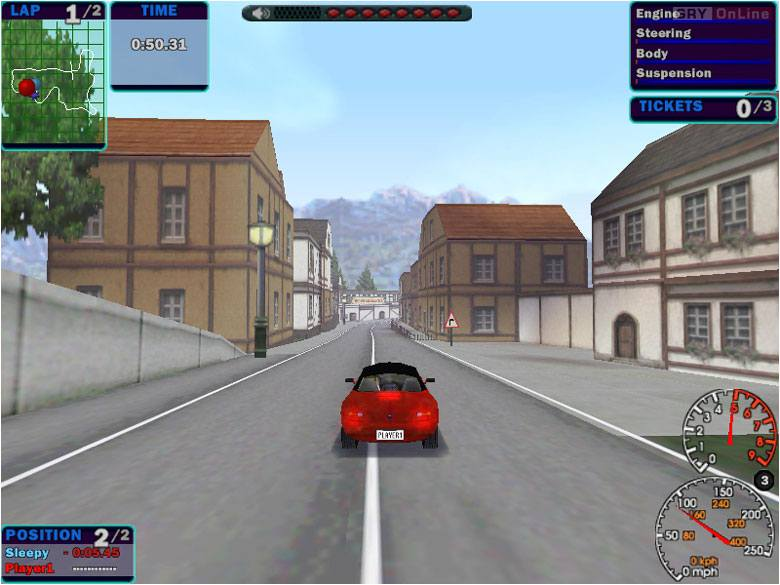 Need For Speed 4 High Stakes PC Games Image 12 EA Sports