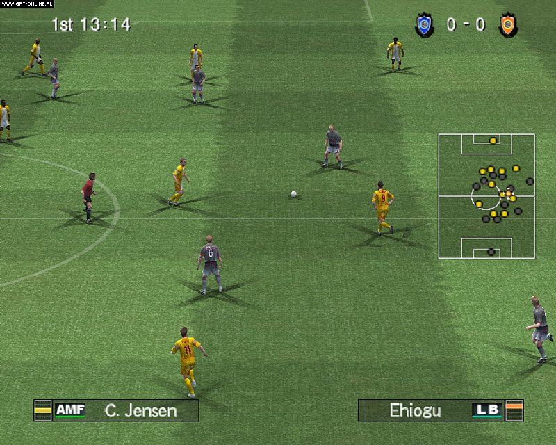 Winning Eleven: Pro Evolution Soccer 2007 PC Games Image 4/54, Konami