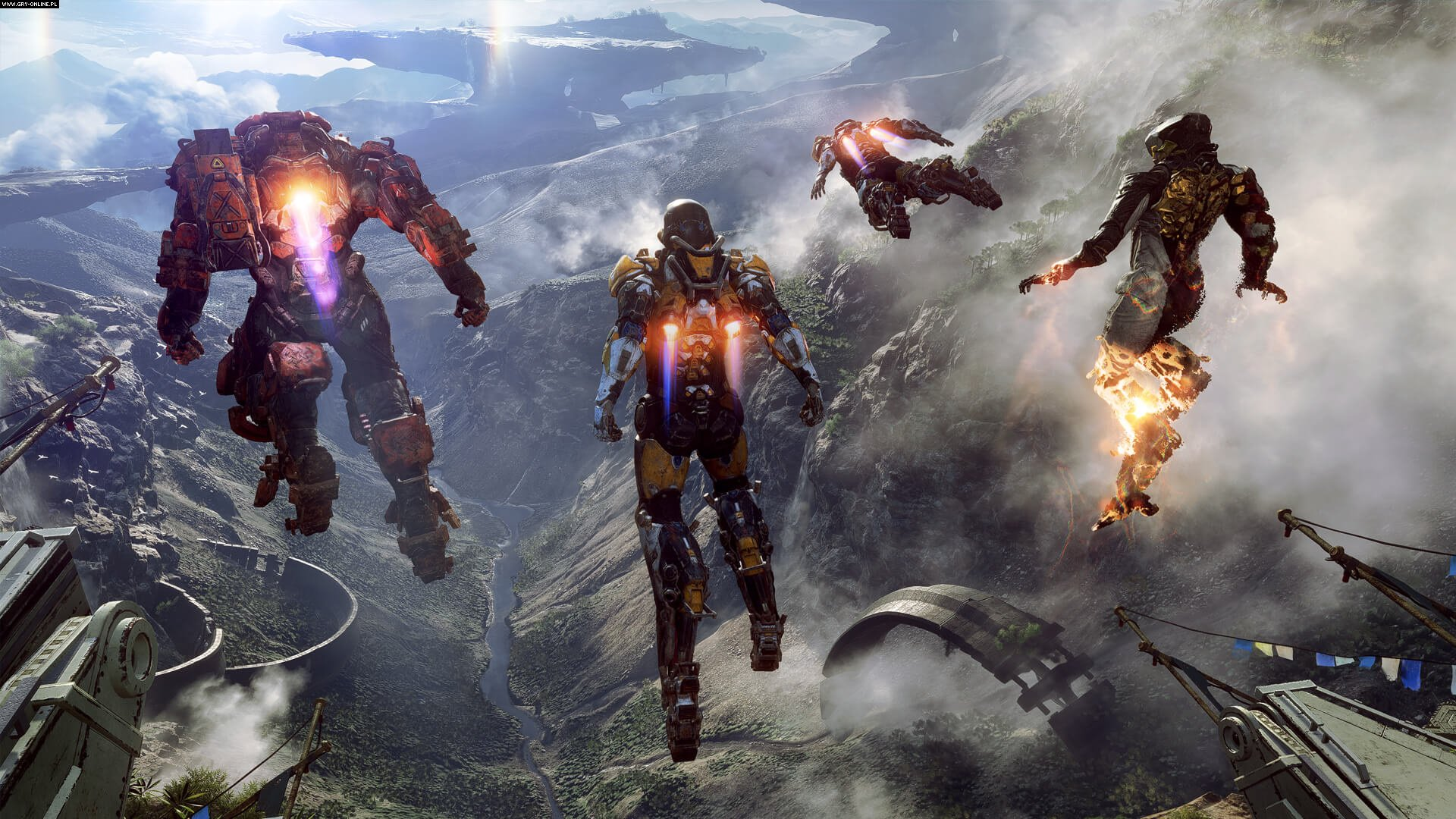 Anthem PC, PS4, XONE Games Image 34/34, BioWare Corporation, Electronic Arts Inc.
