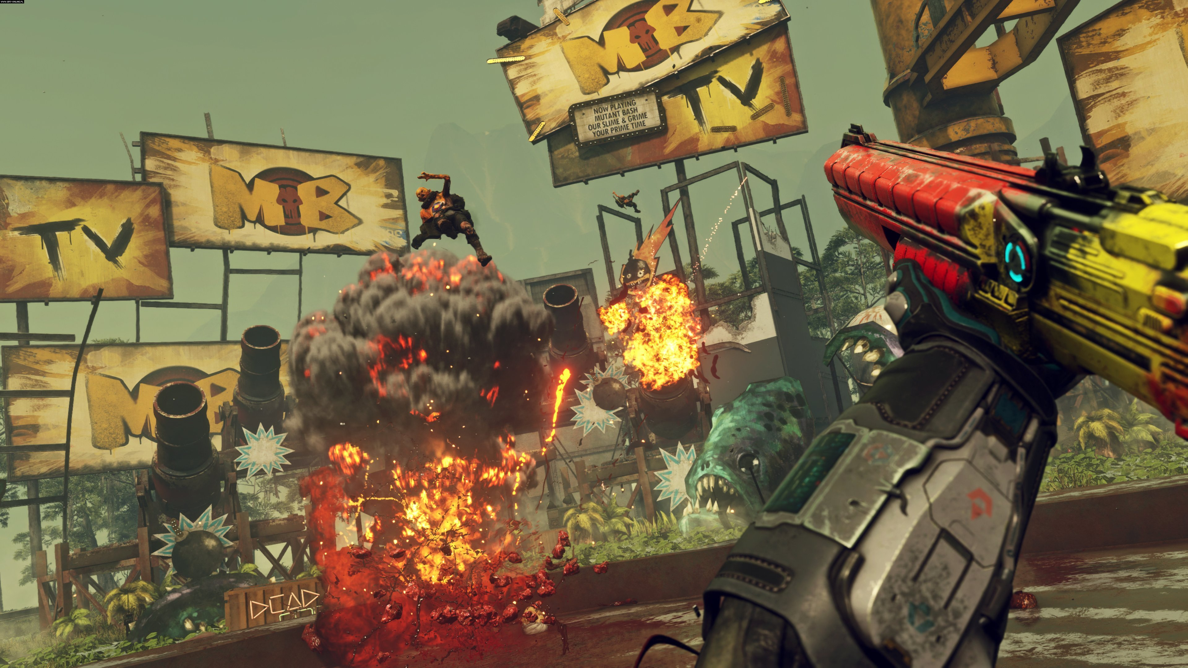 RAGE 2 PC, PS4, XONE Games Image 10/33, Avalanche Studios, Bethesda Softworks
