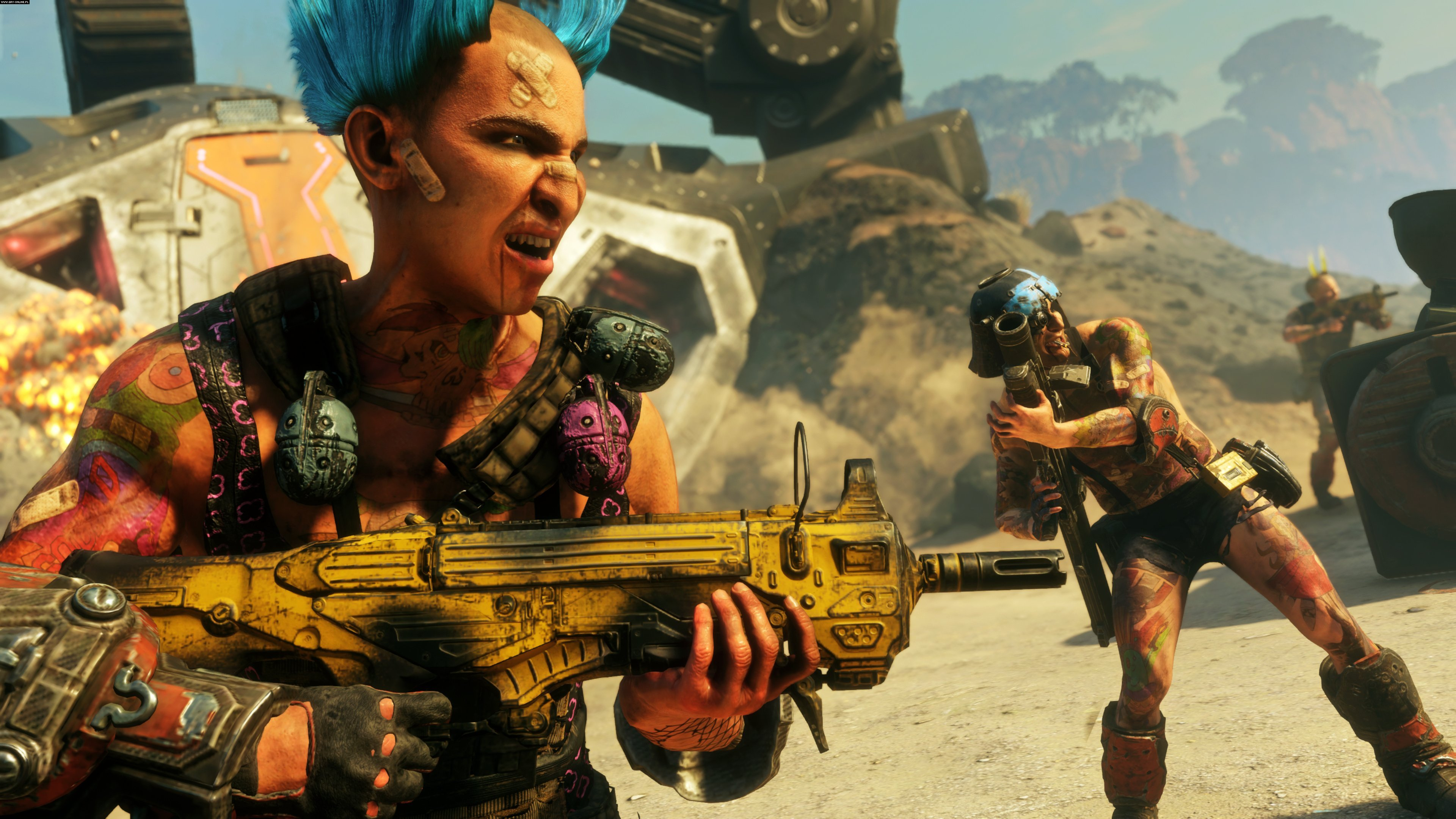 RAGE 2 PC, PS4, XONE Games Image 5/33, Avalanche Studios, Bethesda Softworks