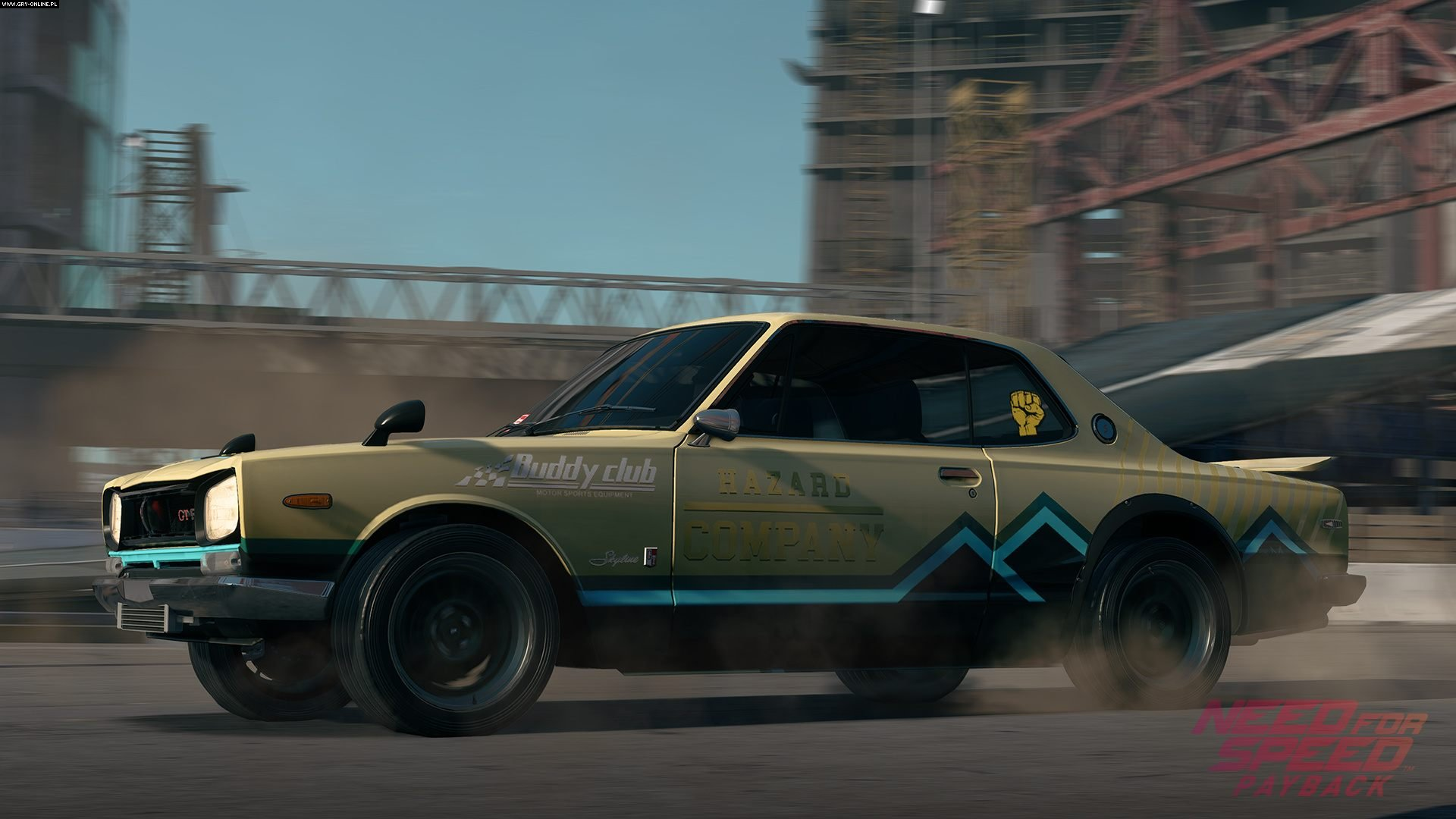 Need for Speed: Payback PC, PS4, XONE Games Image 6/43, Ghost Games, Electronic Arts Inc.