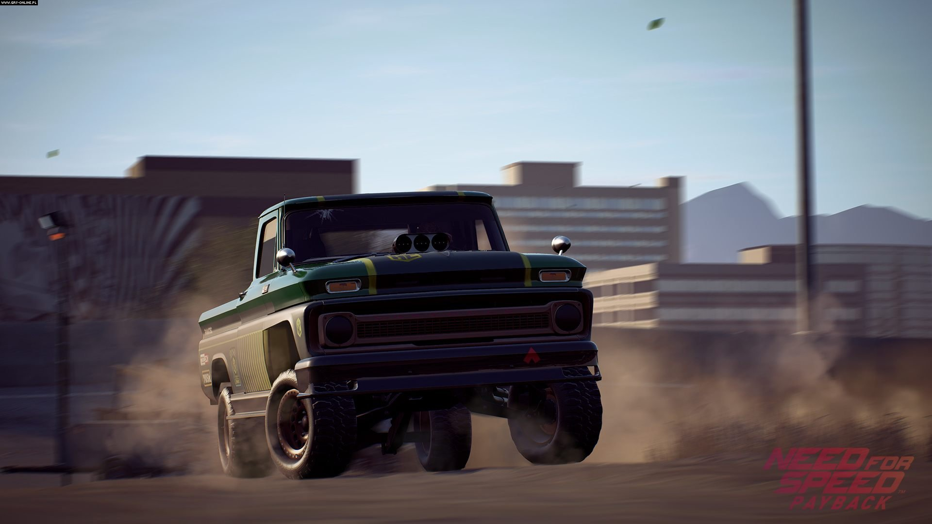 Need for Speed: Payback PC, PS4, XONE Games Image 5/43, Ghost Games, Electronic Arts Inc.