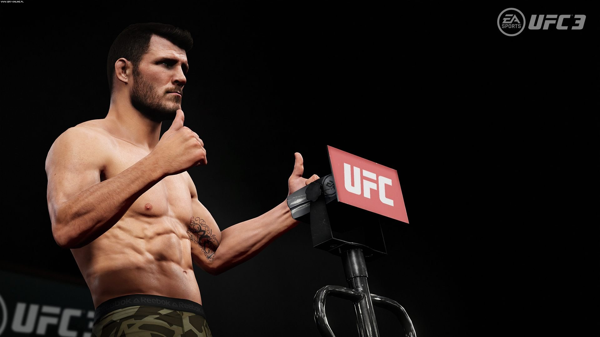 EA Sports UFC 3 PS4, XONE Games Image 8/8, EA Sports, Electronic Arts Inc.
