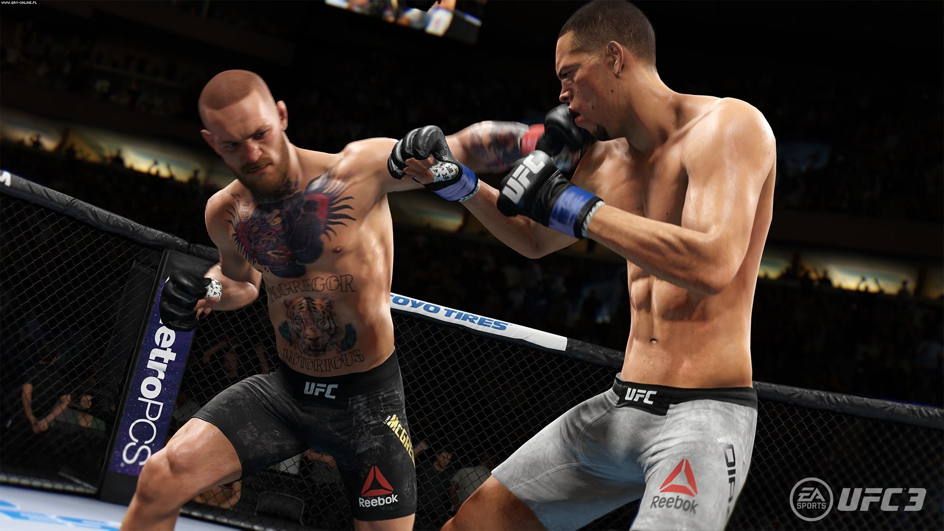 EA Sports UFC 3 PS4, XONE Games Image 7/8, EA Sports, Electronic Arts Inc.