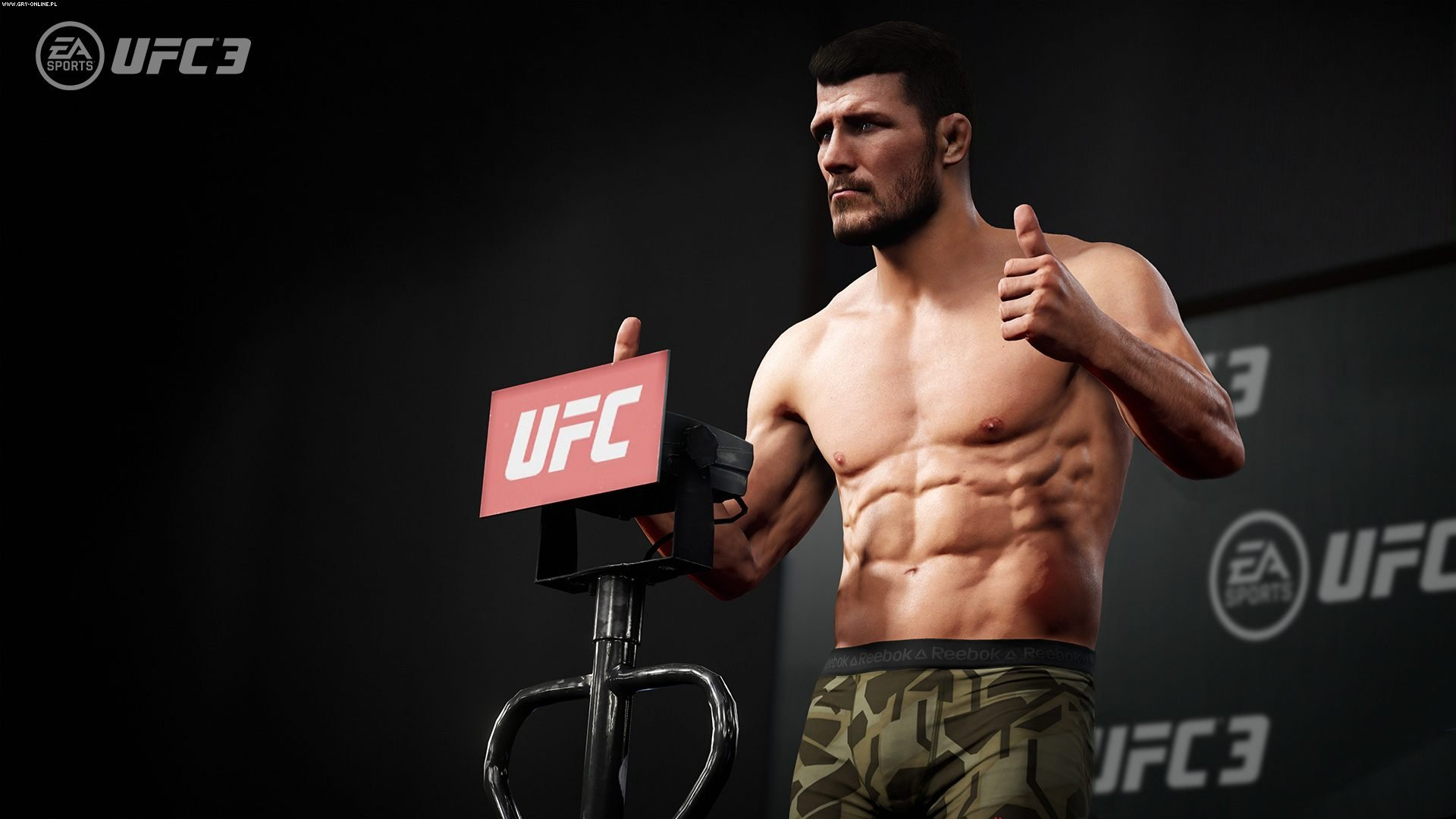 EA Sports UFC 3 PS4, XONE Games Image 6/8, EA Sports, Electronic Arts Inc.