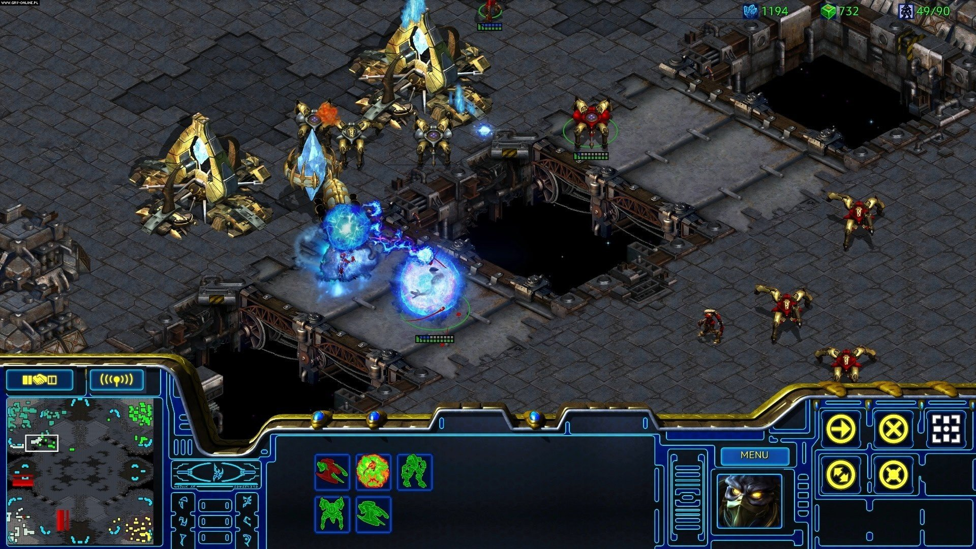 StarCraft: Remastered PC Games Image 6/15, Blizzard Entertainment