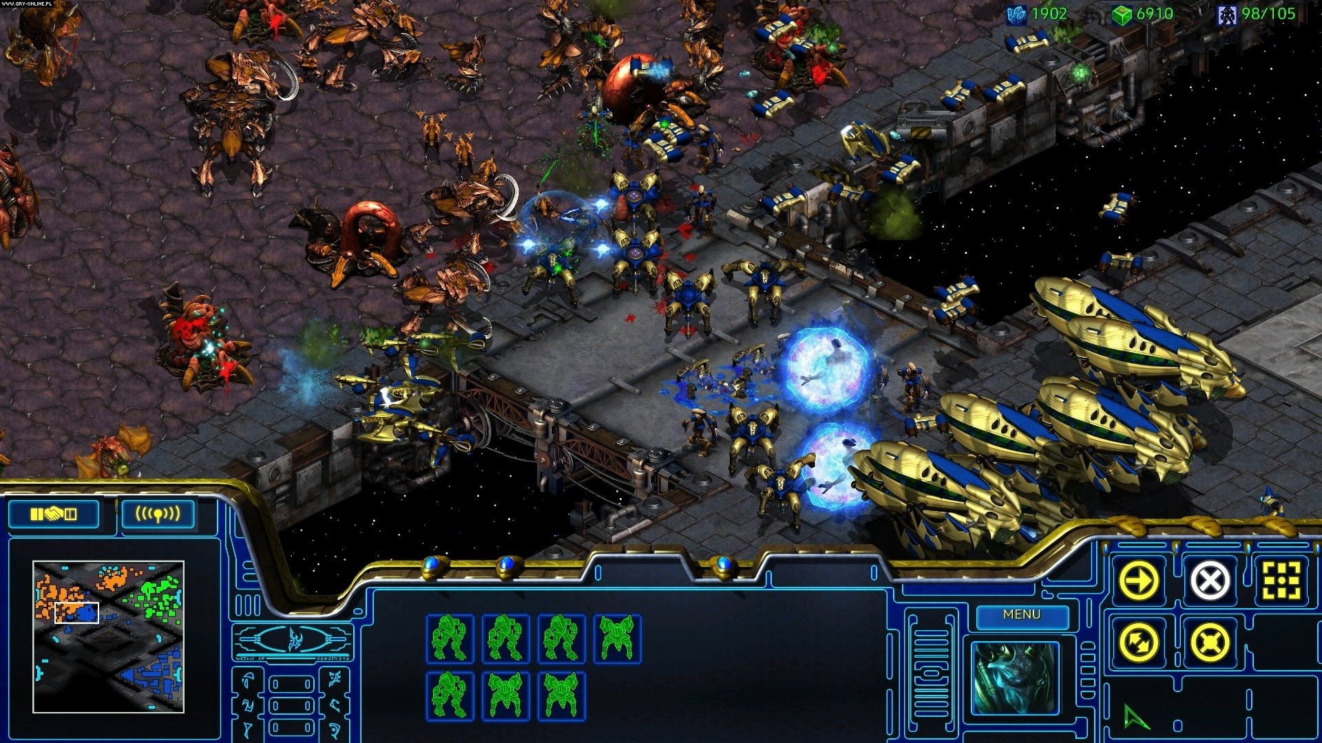 StarCraft: Remastered PC Games Image 3/15, Blizzard Entertainment