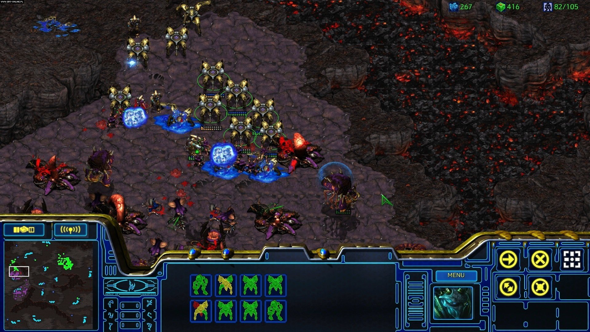 StarCraft: Remastered PC Games Image 1/15, Blizzard Entertainment