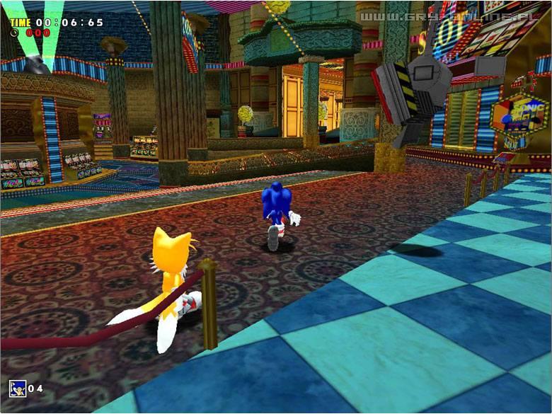 Sonic Adventure DX - screenshots gallery - screenshot 2/15