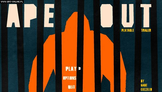 Ape Out PC Games Image 4/4, Gabe Cuzillo, Devolver Digital