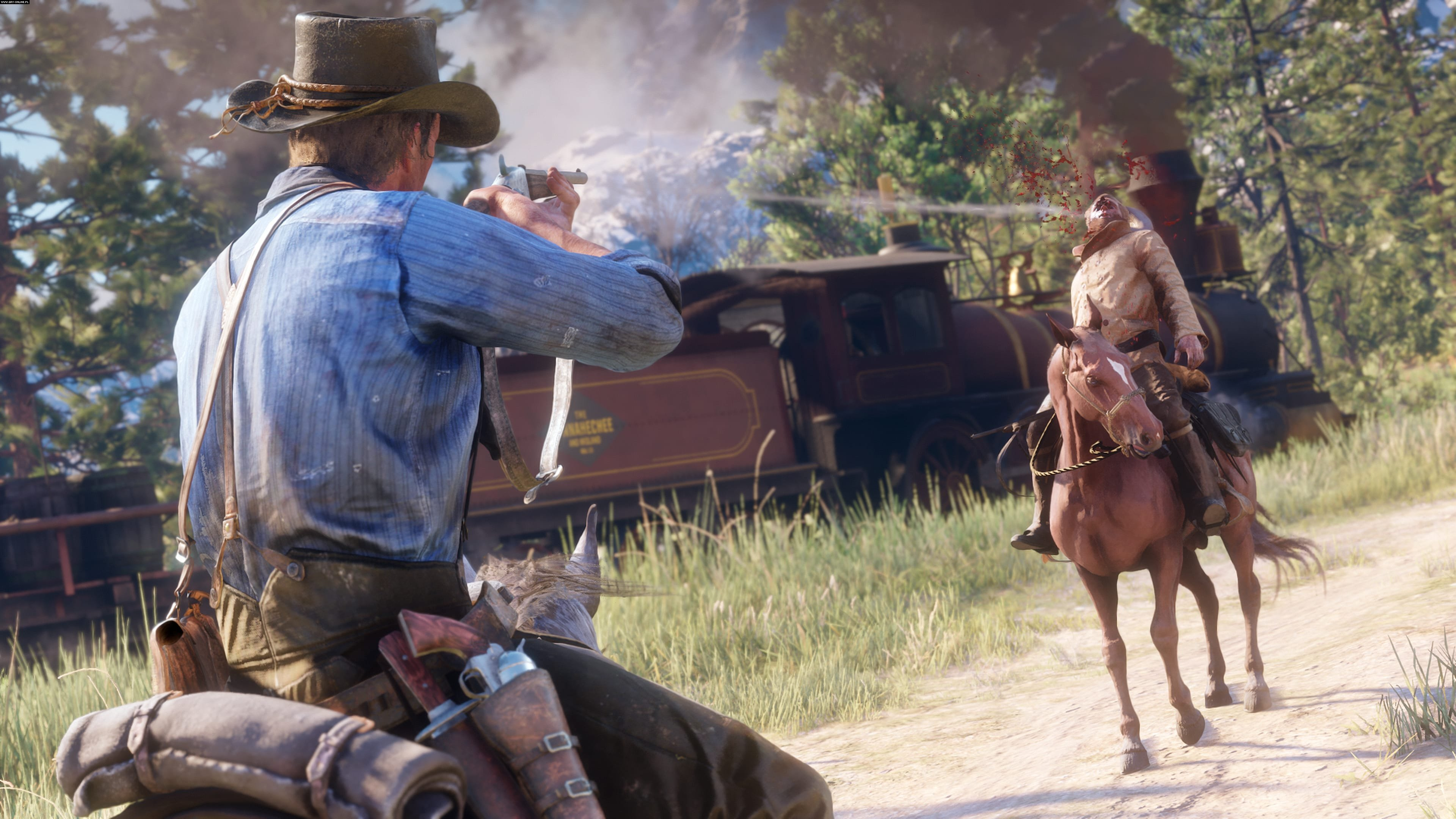 Red Dead Redemption 2 PS4, XONE Games Image 5/111, Rockstar Games