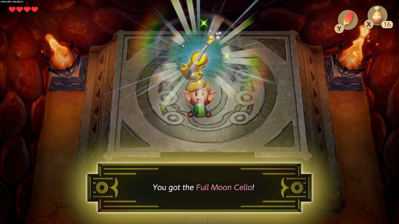 The Legend Of Zelda Link S Awakening Review Modern