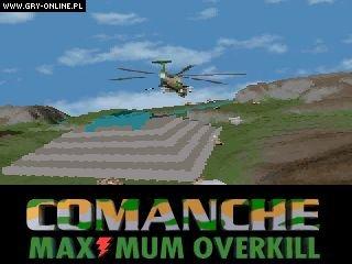 comanche maximum overkill
