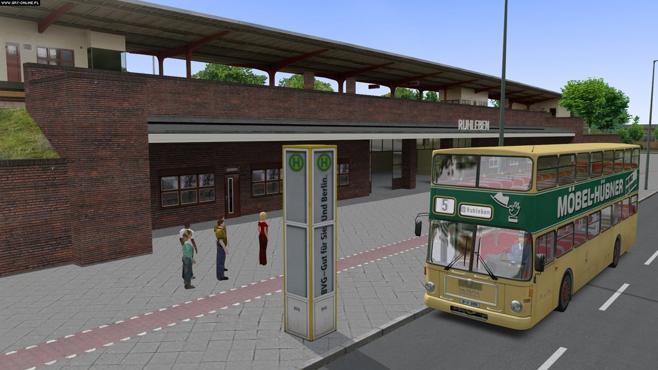 OMSI 2: The Omnibussimulator - screenshots gallery - screenshot 3/16