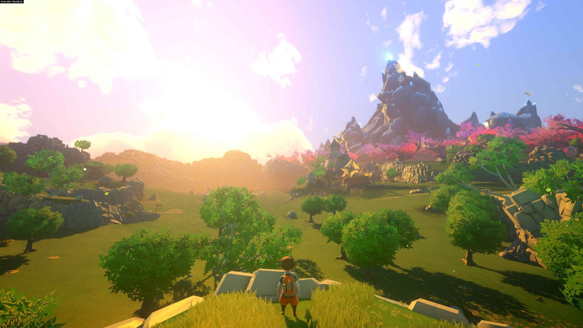 Yonder: The Cloud Catcher Chronicles PC, PS4 Games Image 5/11, Prideful Sloth