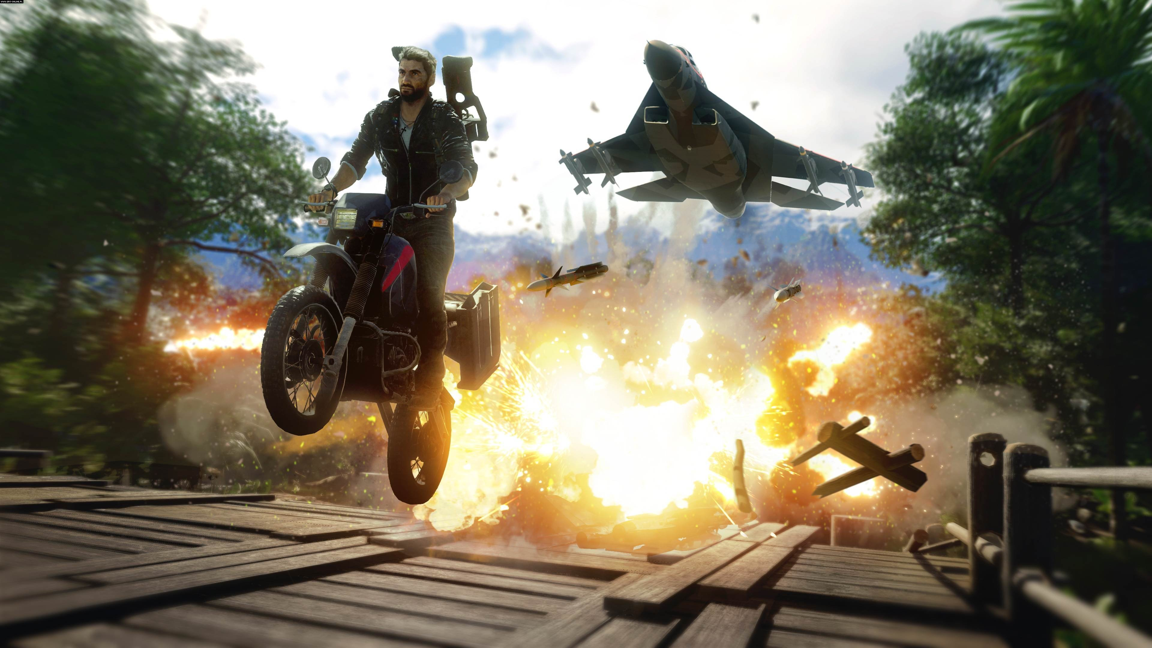 Just Cause 4 PC, XONE, PS4 Games Image 11/12, Avalanche Studios, Square-Enix / Eidos