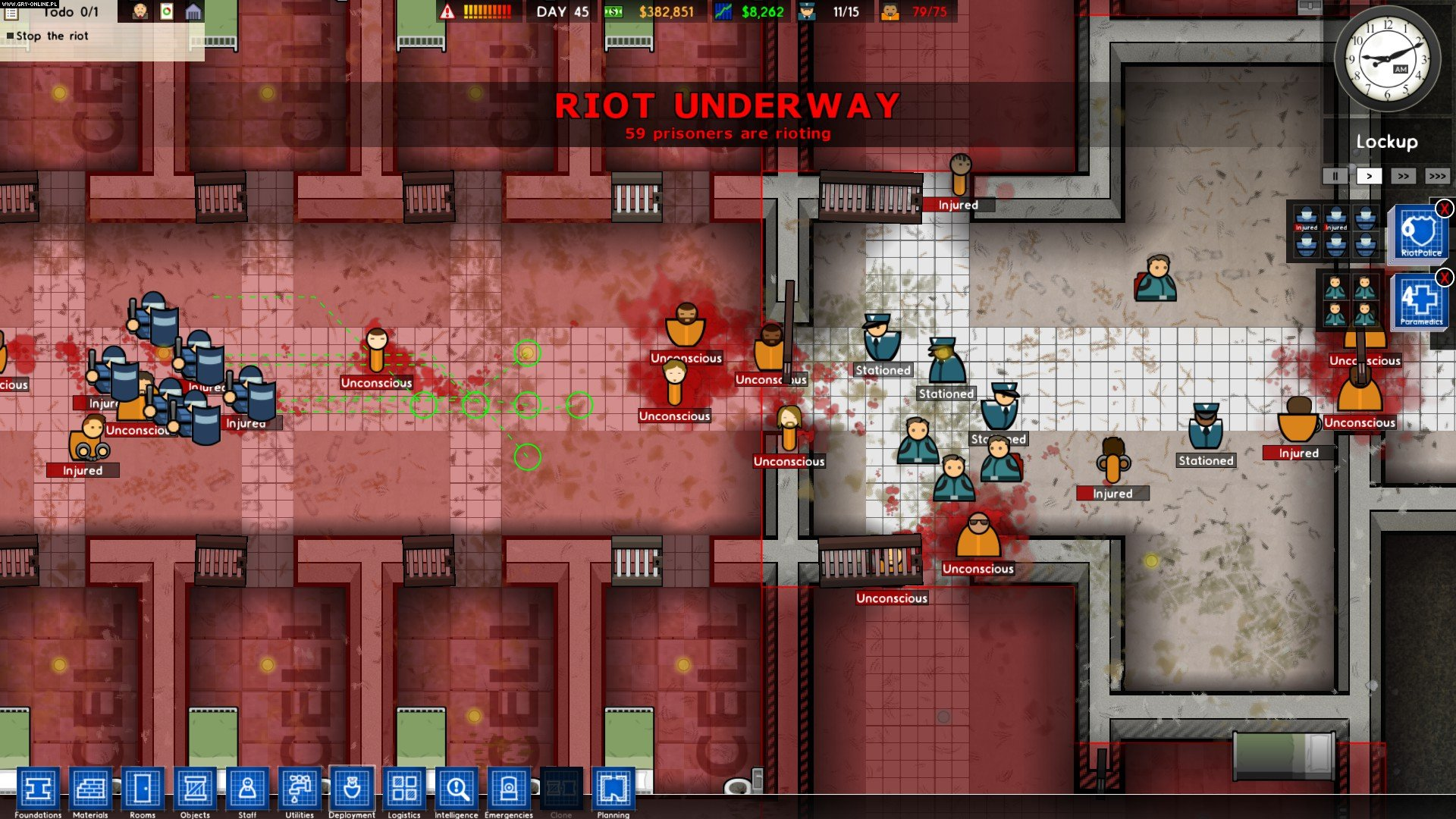 how to get more prisoners in prison architect