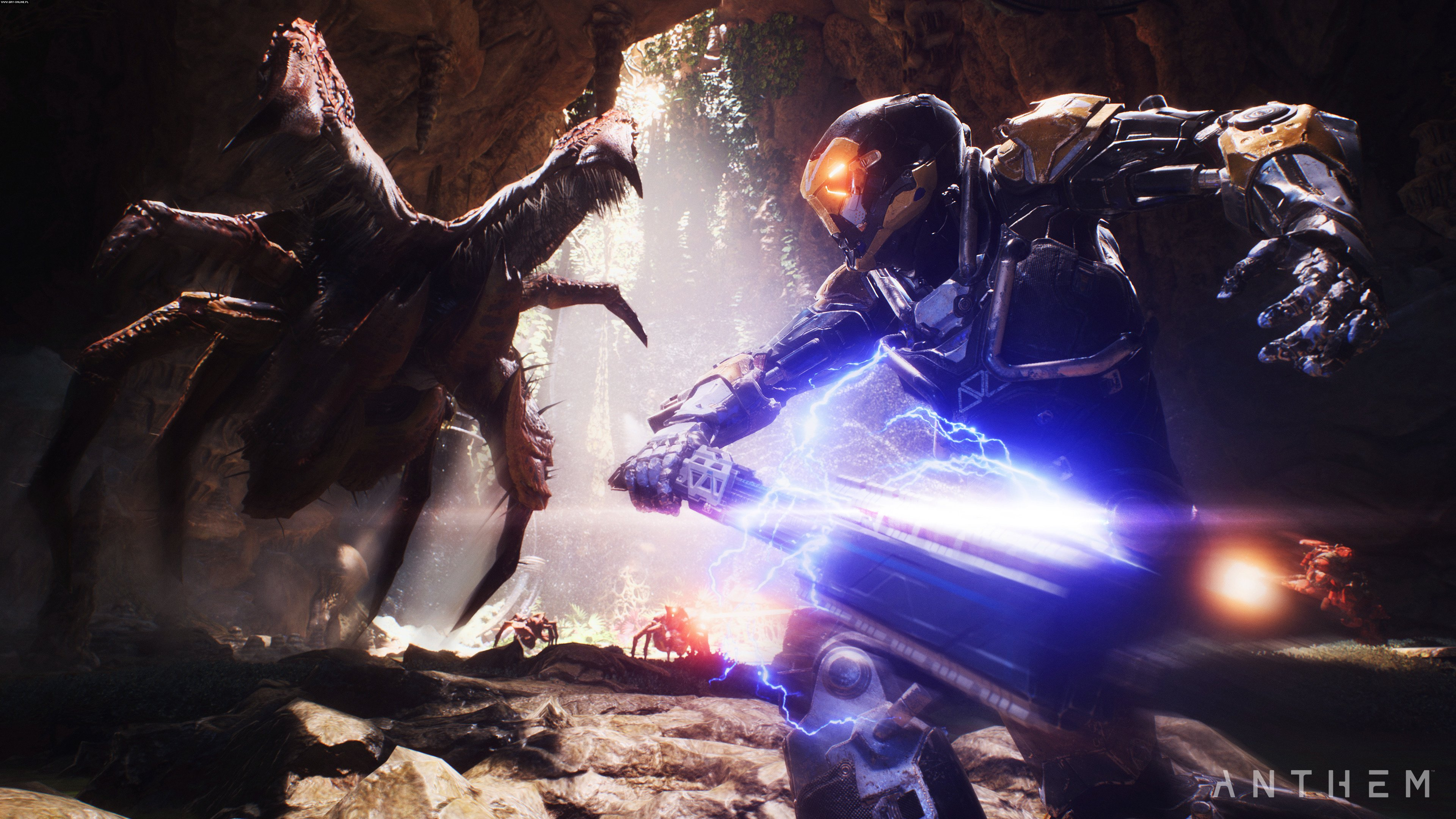 Anthem PC, PS4, XONE Games Image 30/34, BioWare Corporation, Electronic Arts Inc.