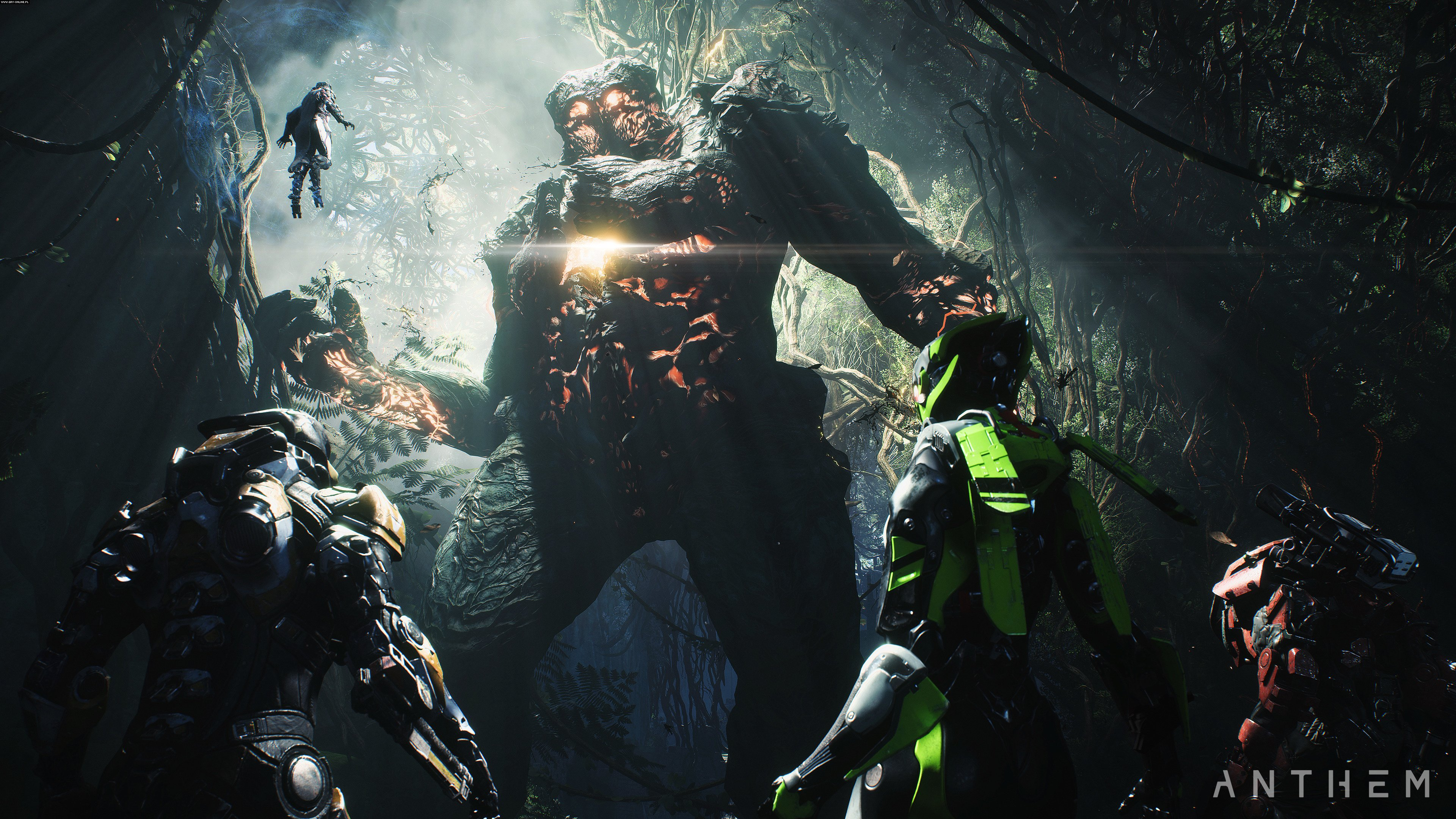 Anthem PC, PS4, XONE Games Image 27/34, BioWare Corporation, Electronic Arts Inc.