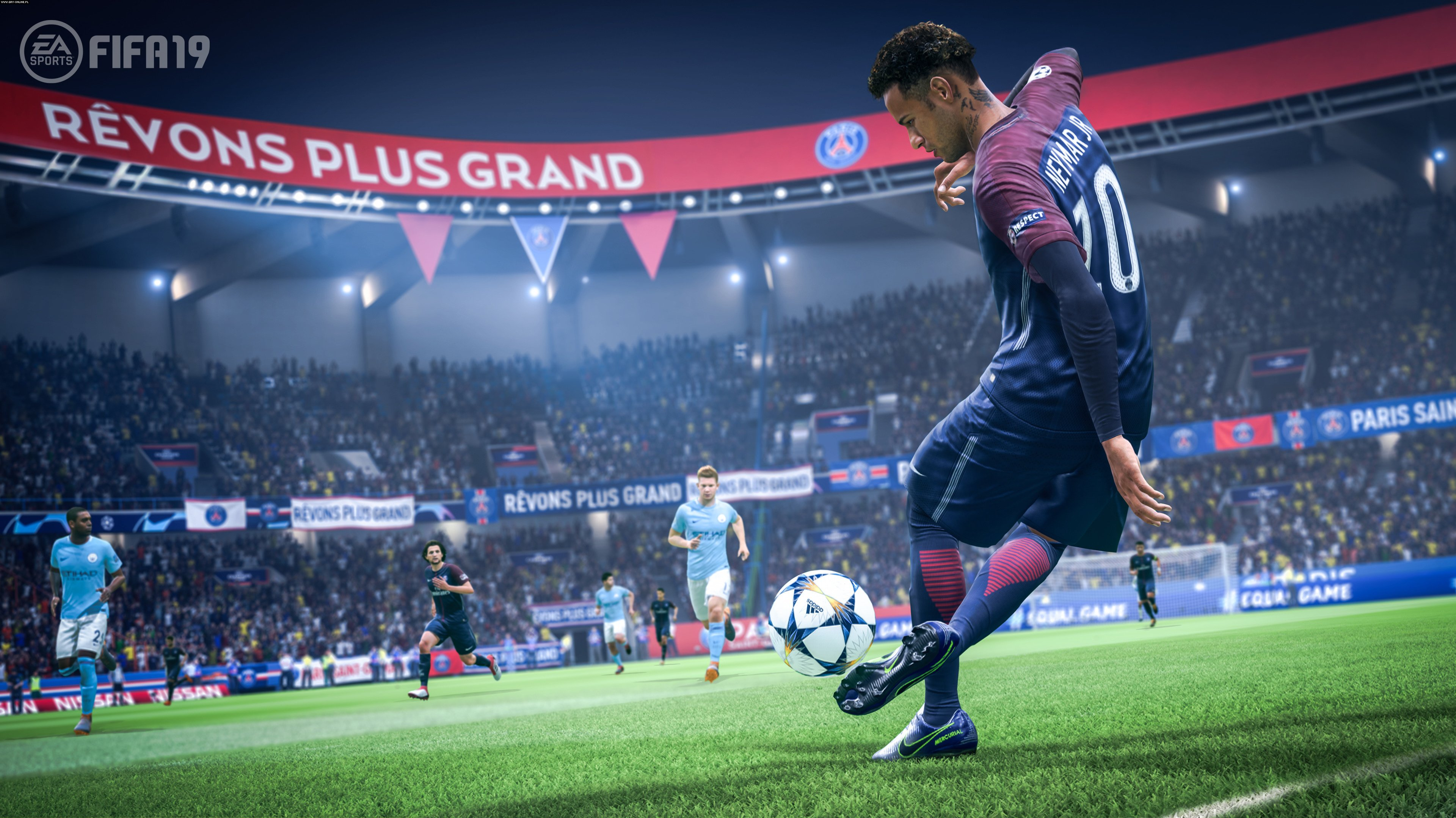 FIFA 19 PC, PS4, XONE, Switch Games Image 4/7, EA Sports, Electronic Arts Inc.