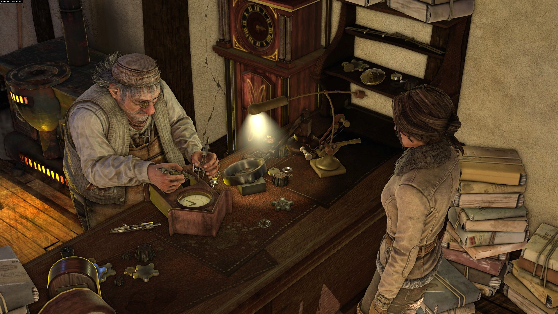 Syberia 3 PC, PS4, XONE Games Image 1/30, Microids/Anuman Interactive