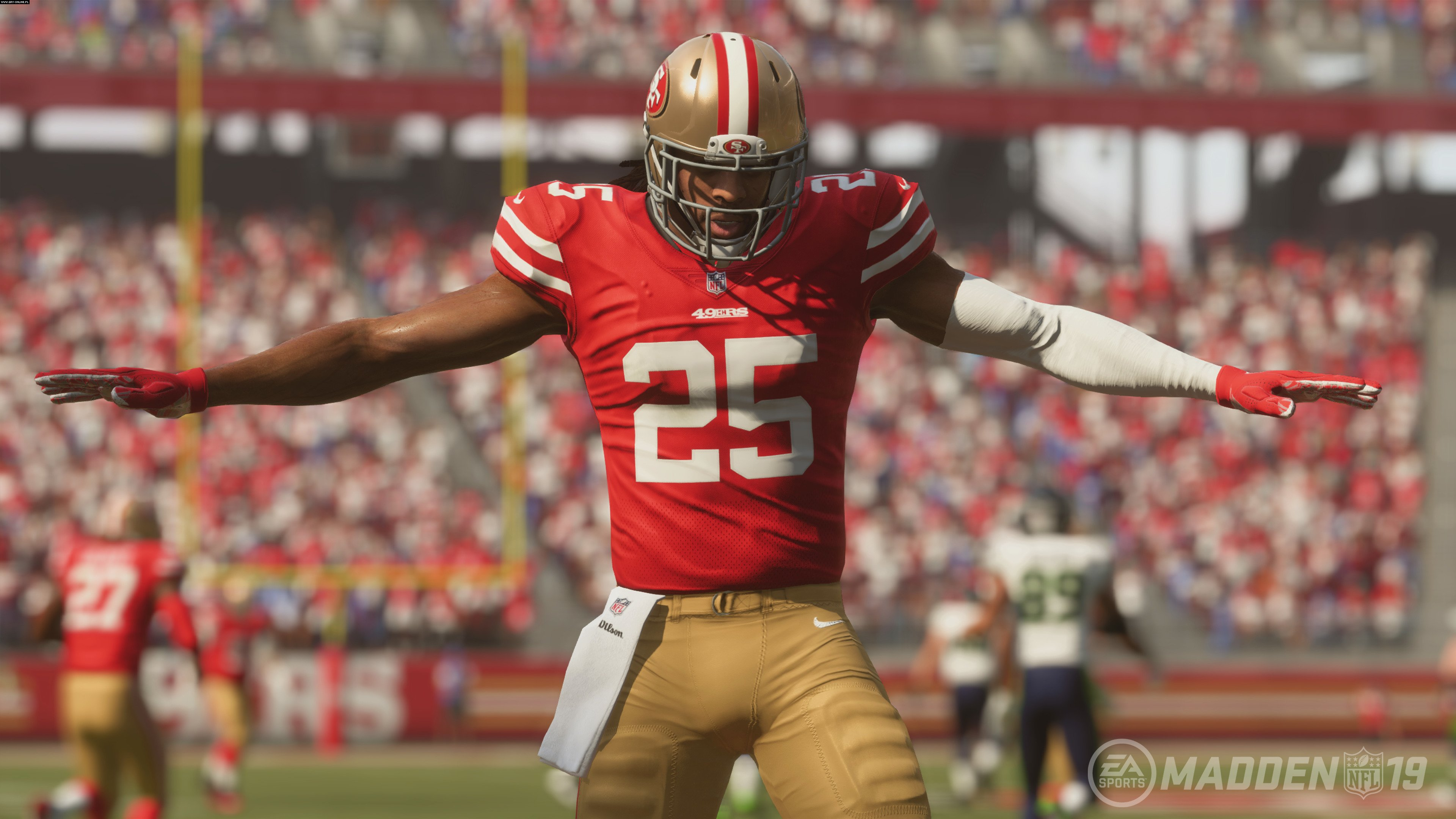 Madden NFL 19 PC, PS4, XONE Games Image 1/9, EA Sports, Electronic Arts Inc.