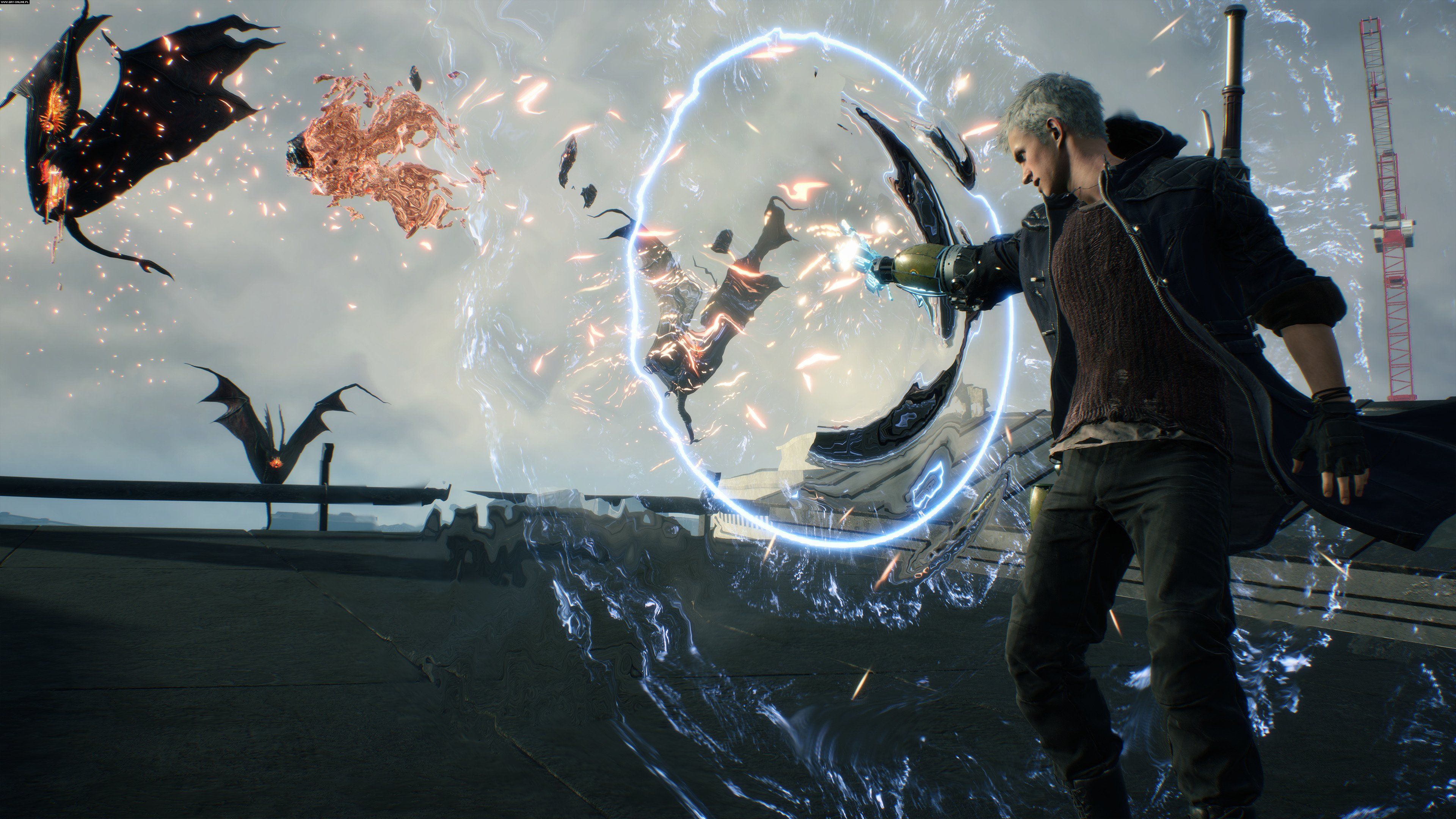 Devil May Cry 5 PC, PS4, XONE Games Image 75/81, Capcom