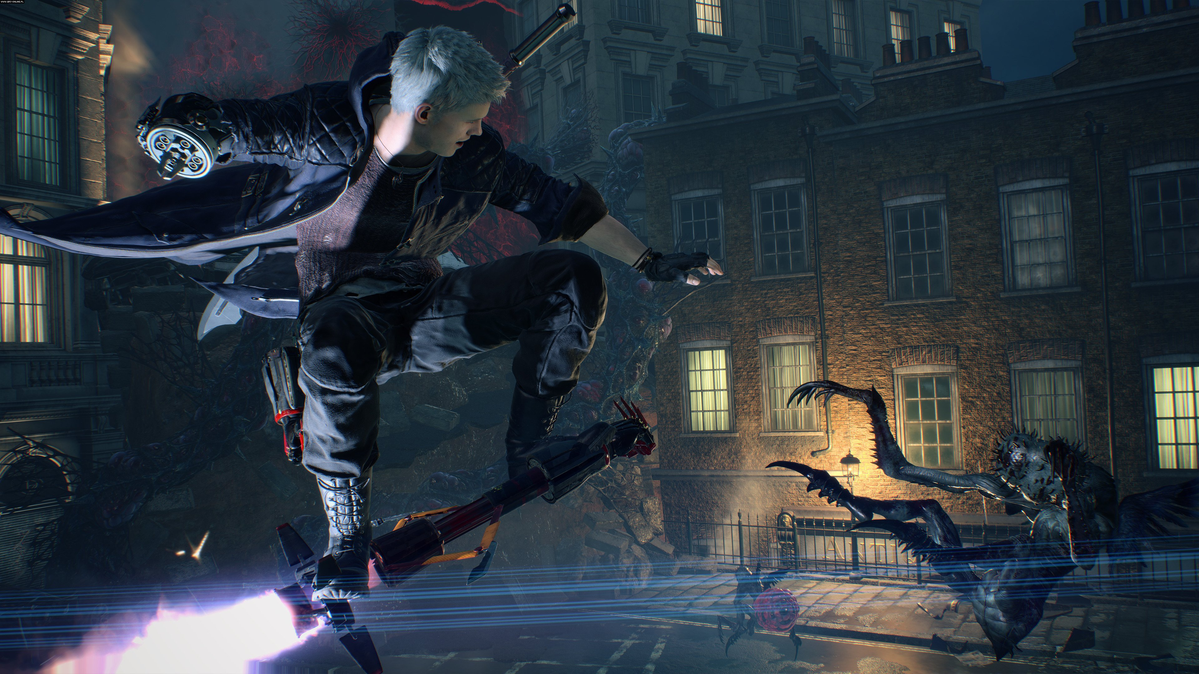 Devil May Cry 5 PC, PS4, XONE Games Image 73/81, Capcom