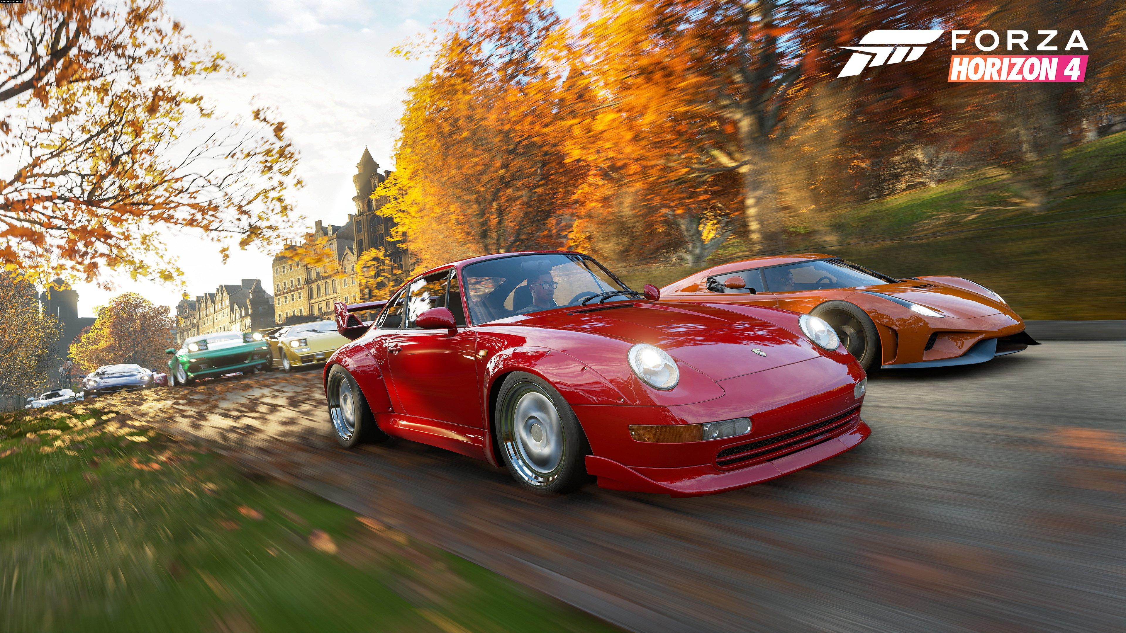 Forza Horizon 4 PC, XONE Games Image 9/14, Playground Games, Microsoft Studios