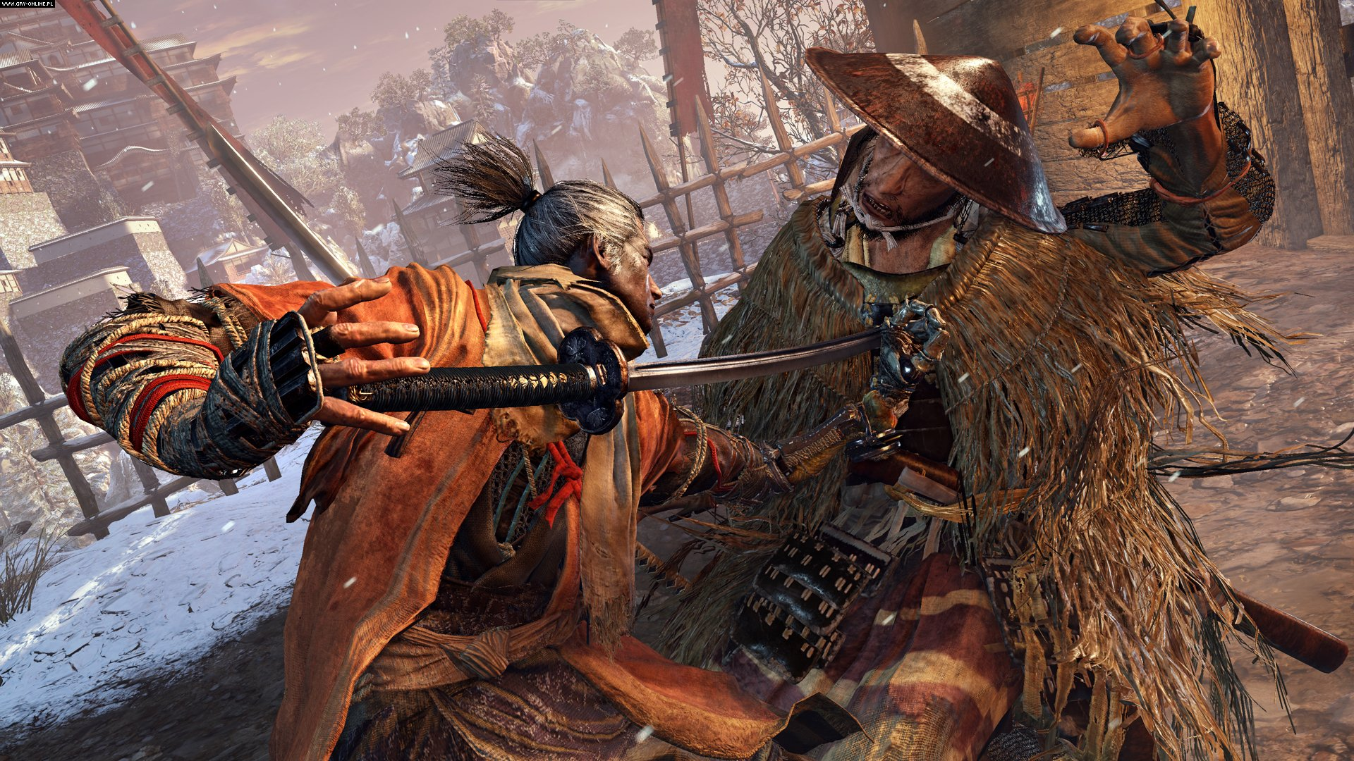 Sekiro: Shadows Die Twice PS4, XONE, PC Games Image 28/29, FromSoftware, Activision Blizzard