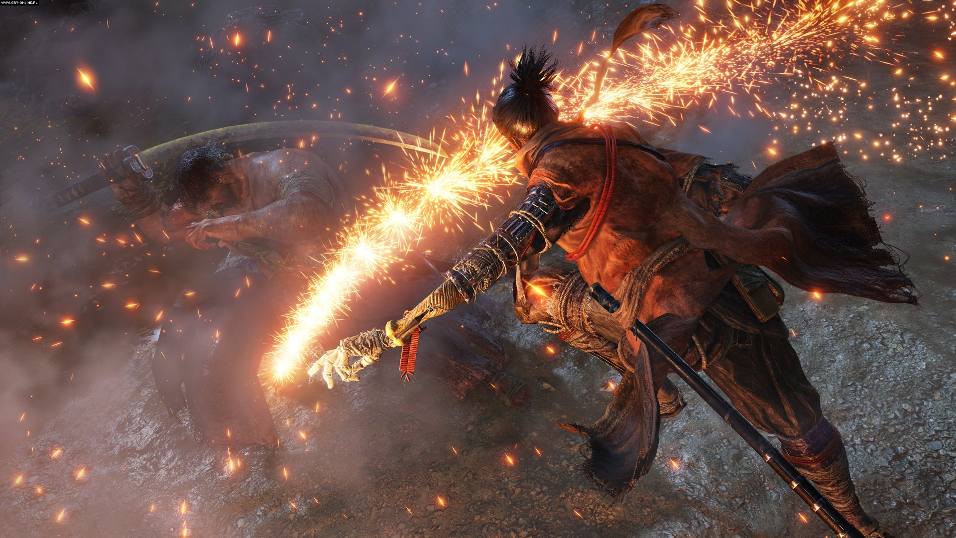 Sekiro: Shadows Die Twice PS4, XONE, PC Games Image 27/29, FromSoftware, Activision Blizzard