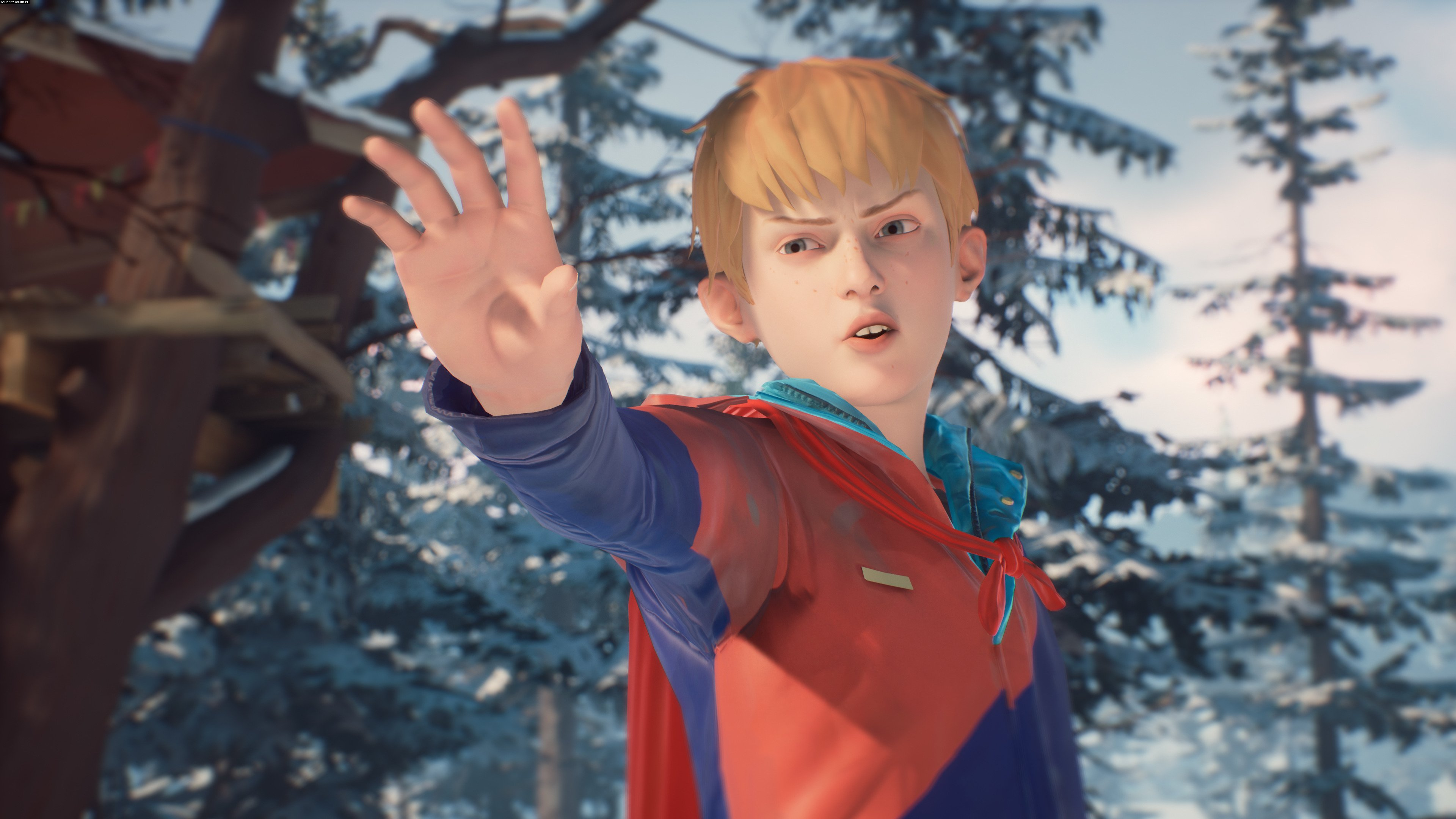 The Awesome Adventures of Captain Spirit PC, XONE, PS4 Games Image 4/5, DONTNOD Entertainment, Square Enix