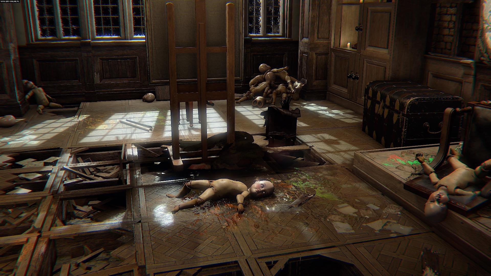 Layers of Fear PC, PS4, XONE Games Image 3/32, Bloober Team, Aspyr Media, Inc.