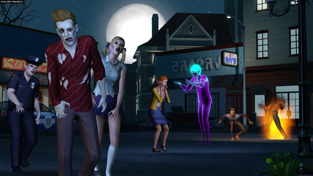 The Sims 3 Supernatural FLT