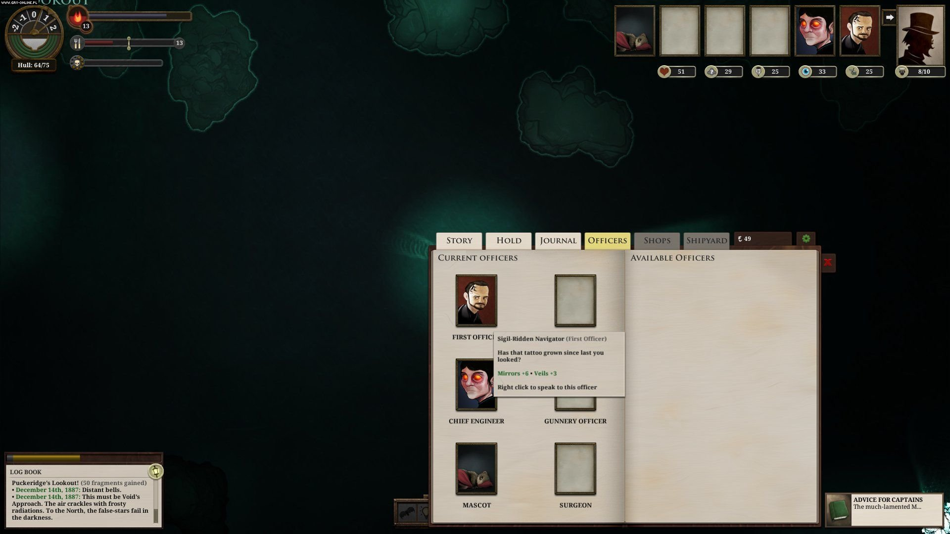 Sunless Sea PC Games Image 4/23, Failbetter Games