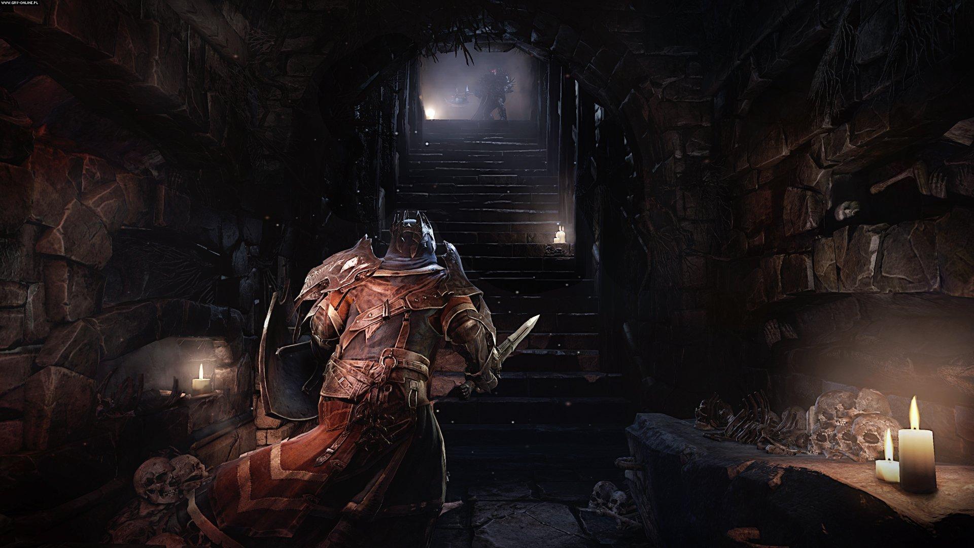 графика lords of the fallen graphics без смс