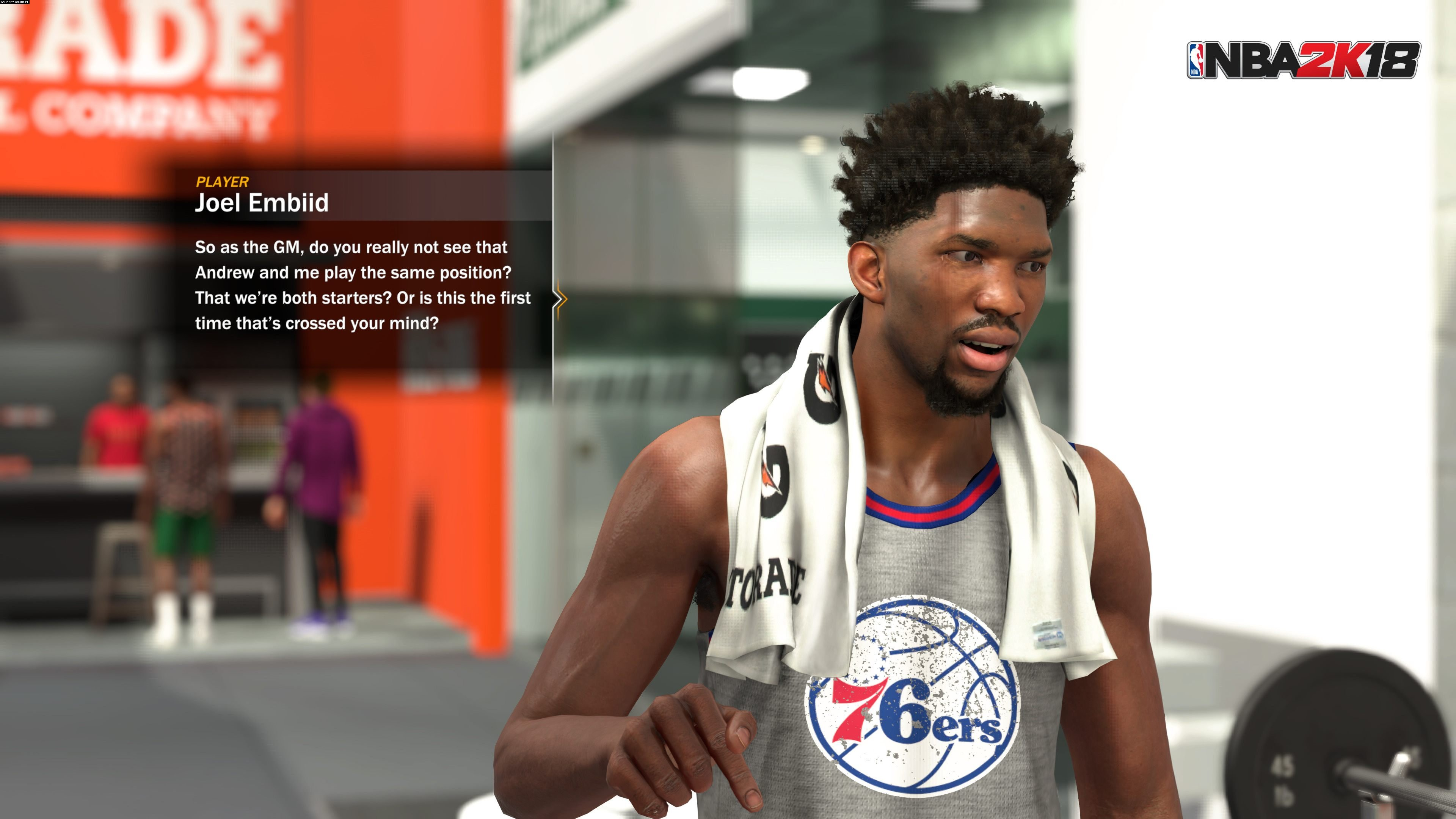 NBA 2K18 PC, PS4, XONE Games Image 6/19, Visual Concepts, 2K Games