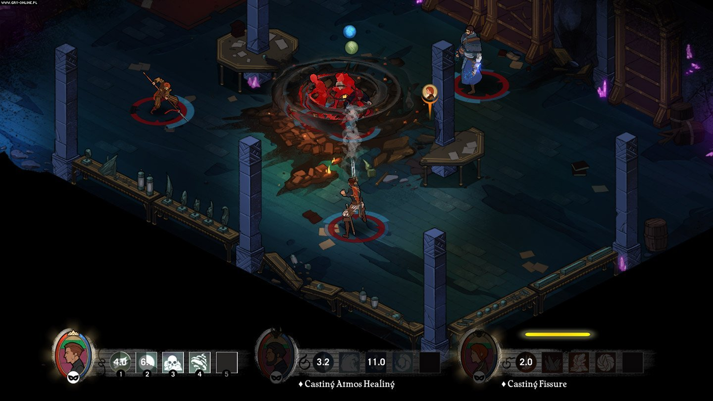 Masquerada: Songs and Shadows PC Games Image 16/16, Witching Hour Studios, Ysbryd Games