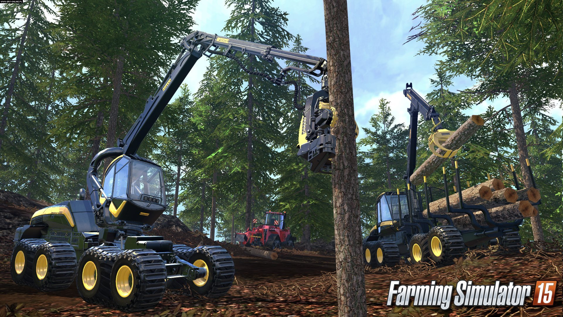 Farming Simulator 15 PC, X360, PS3, XONE, PS4 Games Image 5/14, GIANTS Software, Focus Home Interactive