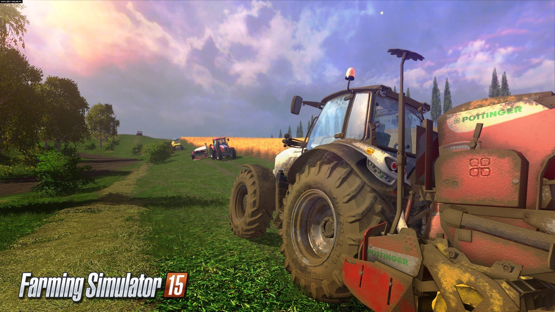 Farming Simulator 15 PC, X360, PS3, XONE, PS4 Games Image 4/14, GIANTS Software, Focus Home Interactive