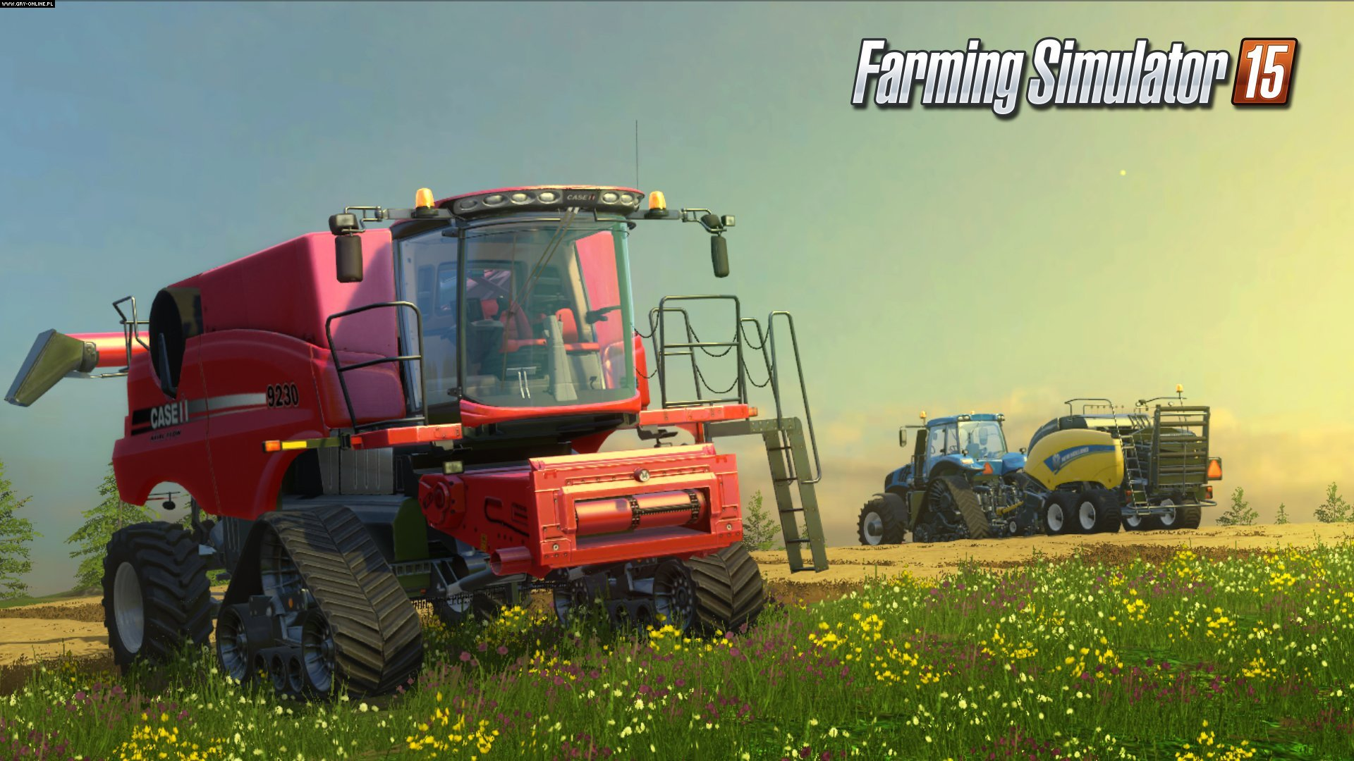 Farming Simulator 15 PC, X360, PS3, XONE, PS4 Games Image 3/14, GIANTS Software, Focus Home Interactive