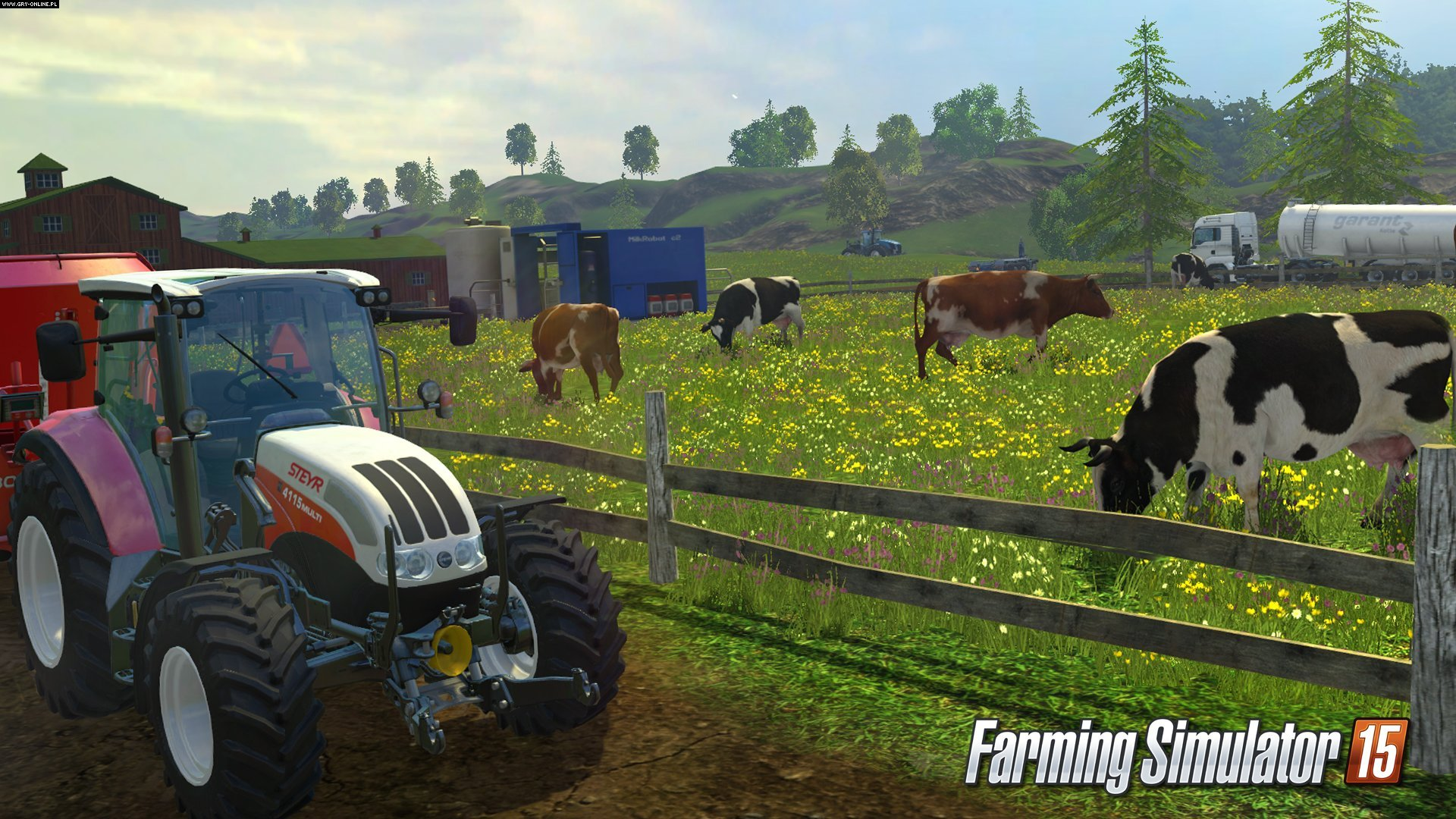 Farming Simulator 15 PC, X360, PS3, XONE, PS4 Games Image 2/14, GIANTS Software, Focus Home Interactive