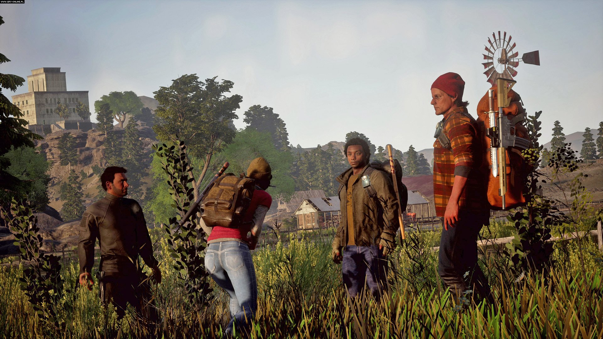State of Decay 2 PC, XONE Games Image 2/13, Undead Labs, Microsoft Studios