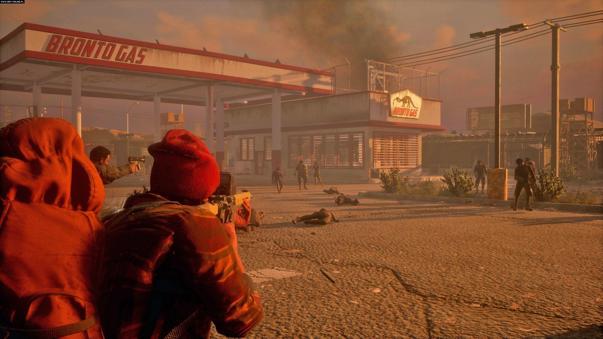 State of Decay 2 PC, XONE Games Image 1/13, Undead Labs, Microsoft Studios