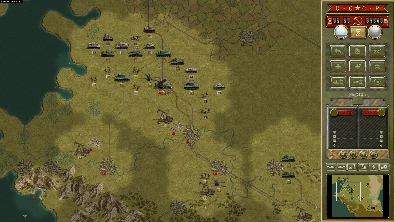 Panzer Corps: Soviet Corps PC, iOS Games Image 6/6, The Lordz Games Studio, Slitherine