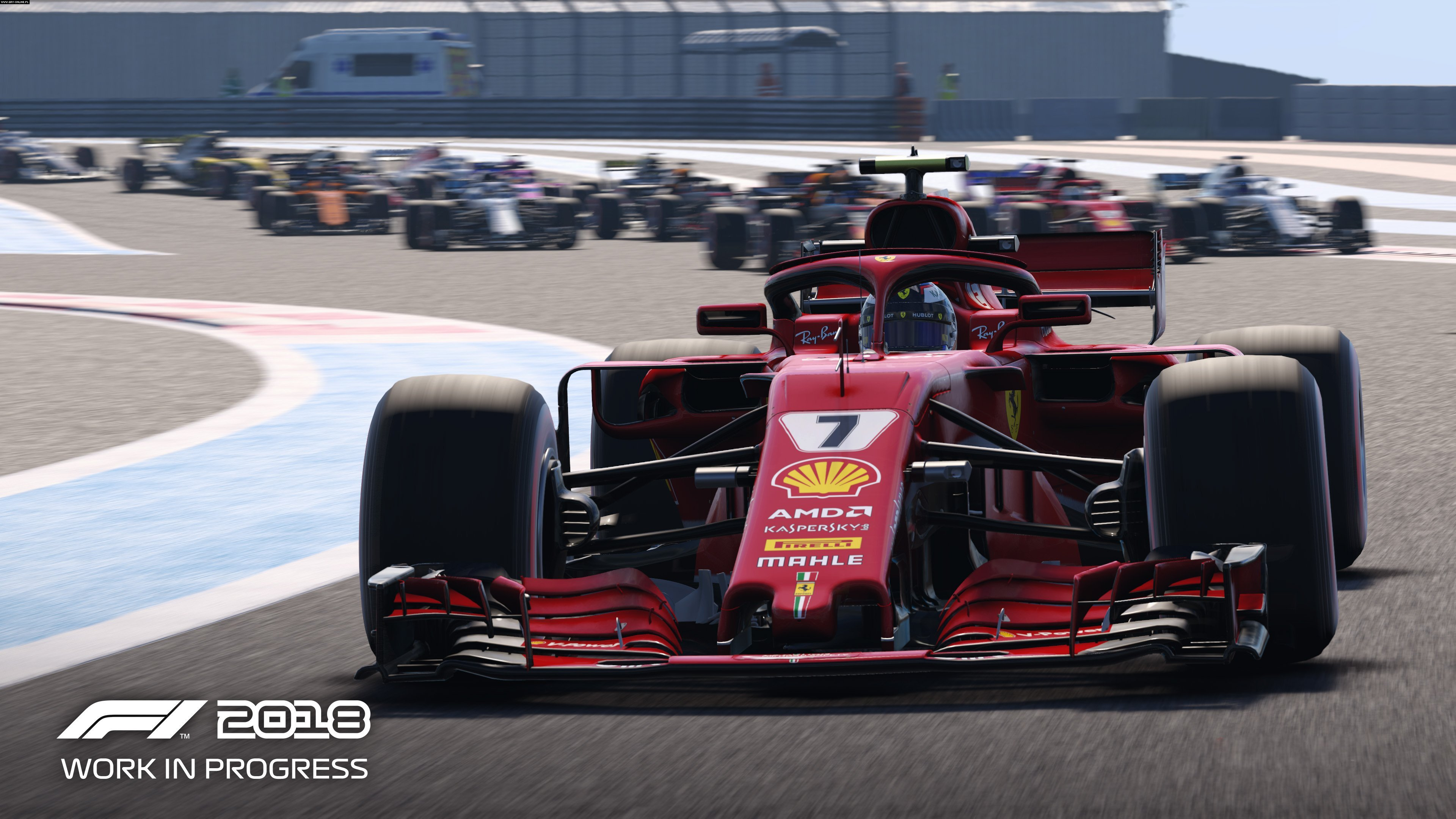 F1 2018 PC, PS4, XONE Games Image 33/43, Codemasters Software